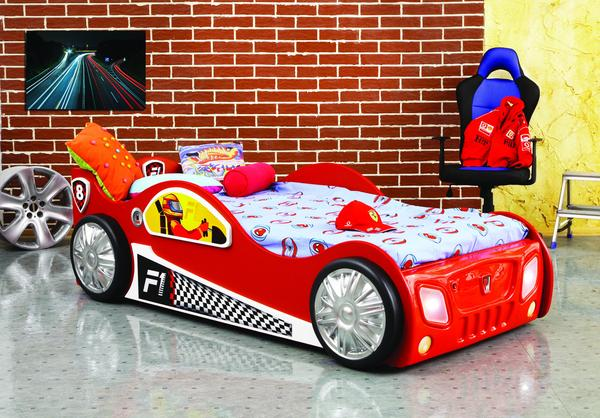 Toddler Car Bed Monza