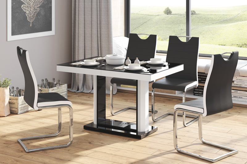 QUATRO Dining Table with Extension