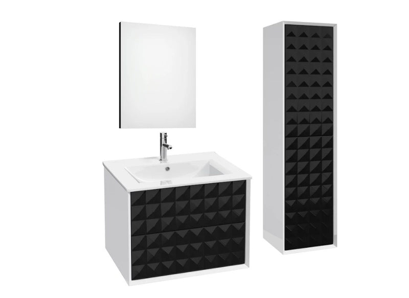 ZIRCO Vanity Bathroom Set