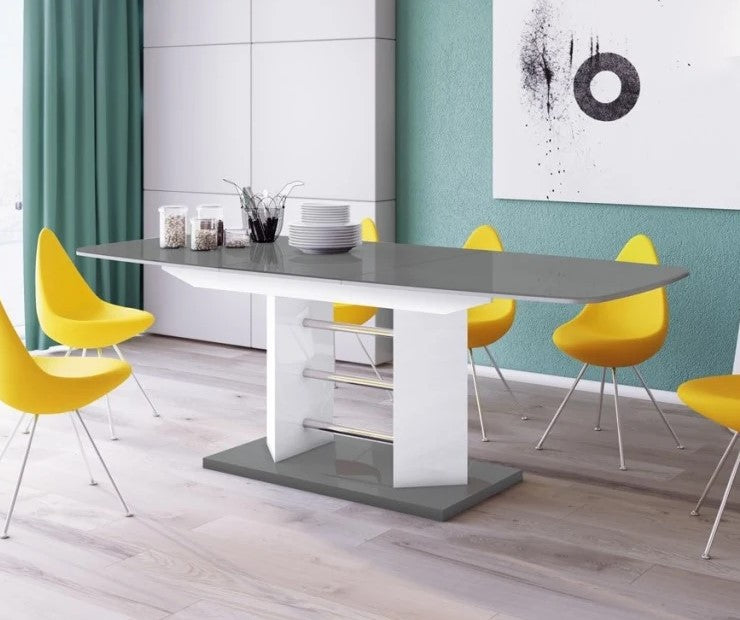 LINOSA 3 Dining Table With Extension