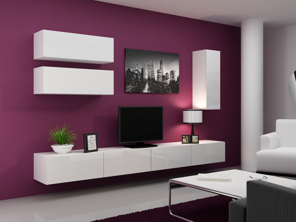 VIGO TV Set White-White
