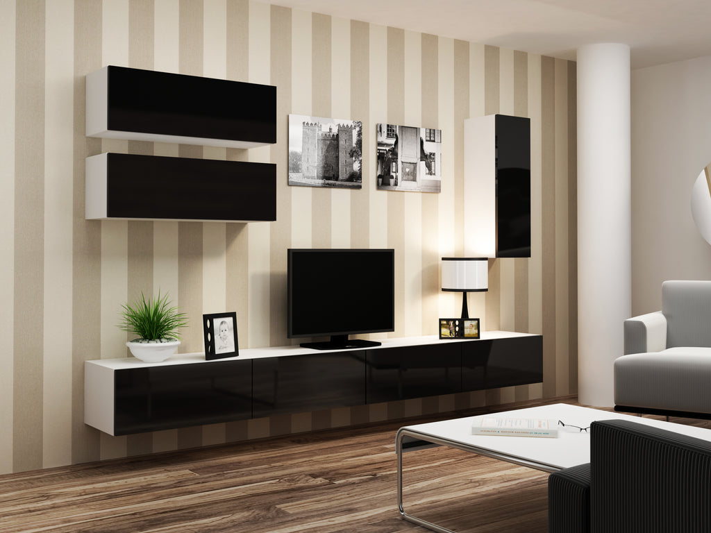 VIGO TV Set White-Black