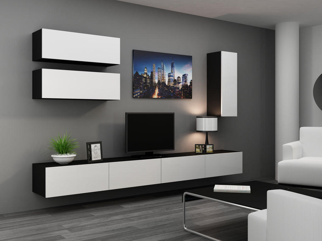 VIGO TV Set Black-White