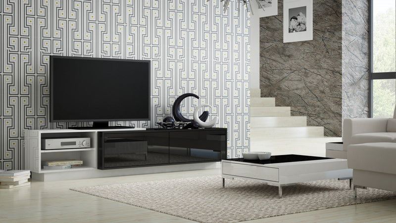 SIGMA 2 High Gloss TV Stand