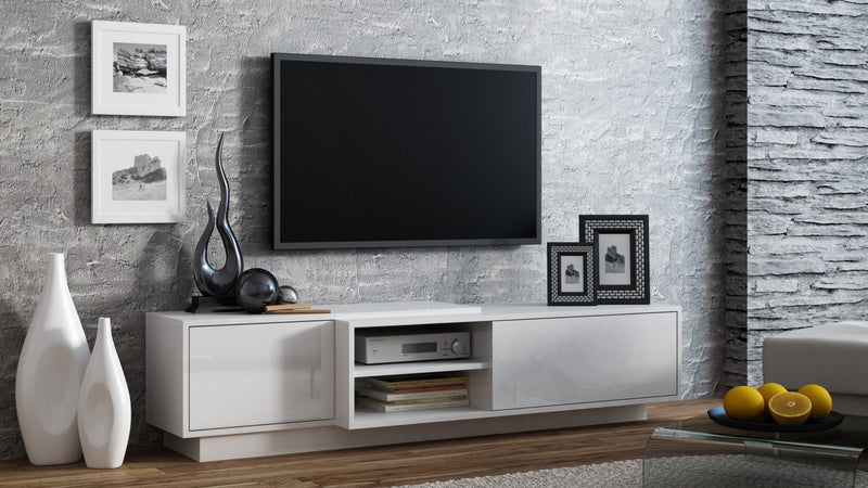 SIGMA 1 High Gloss TV Stand