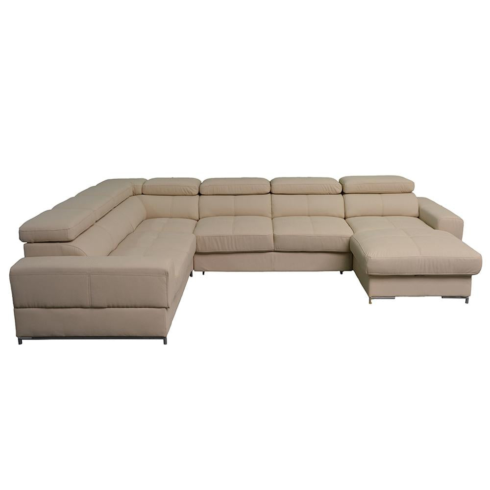 BAZALT Large Sleeper Sectional