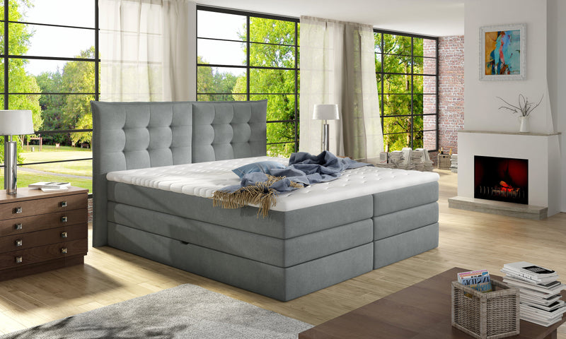 FENDY Platform Bed