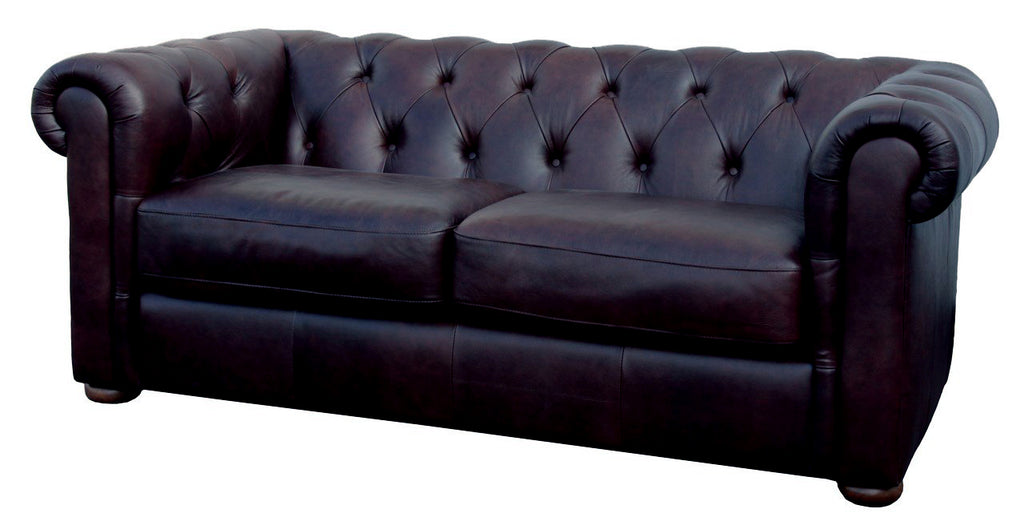 HEMMINGWAY Tufted Chesterfield Sofa