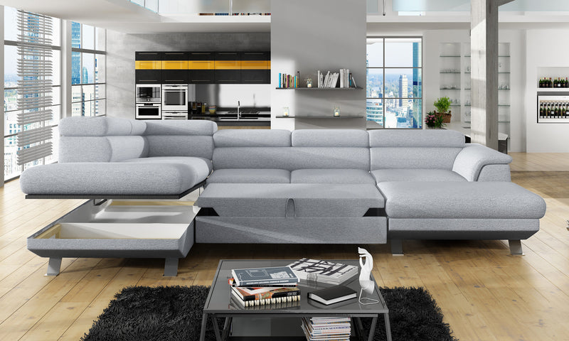 PHOENIX XL Sectional Sleeper Sofa