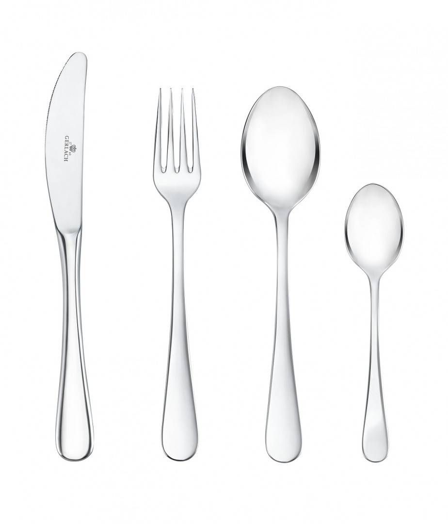 FLOW 24pcs Cutlery Set