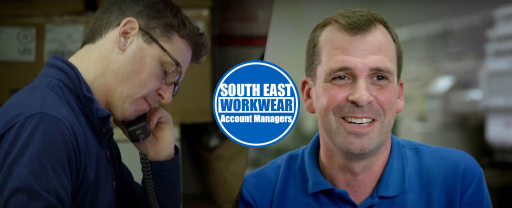 Key Account Managers from South East Workwear