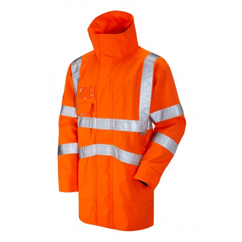 CLOVELLY ISO 20471 Cl 3 Breathable Executive Anorak