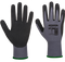 AP62 - Dermiflex Aqua Glove Grey/Black