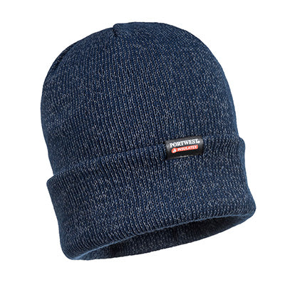 B026 - Reflective Knit Cap, Insulatex Lined