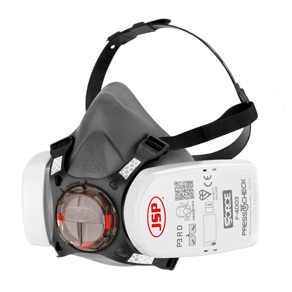 Force™ 8 Half-Mask with PressToCheck™  P3 Filters