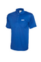 NHS Branded Processable Poloshirt 60 Degree Wash Cycle