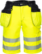 PW343 - PW3 Hi-Vis Holster Shorts
