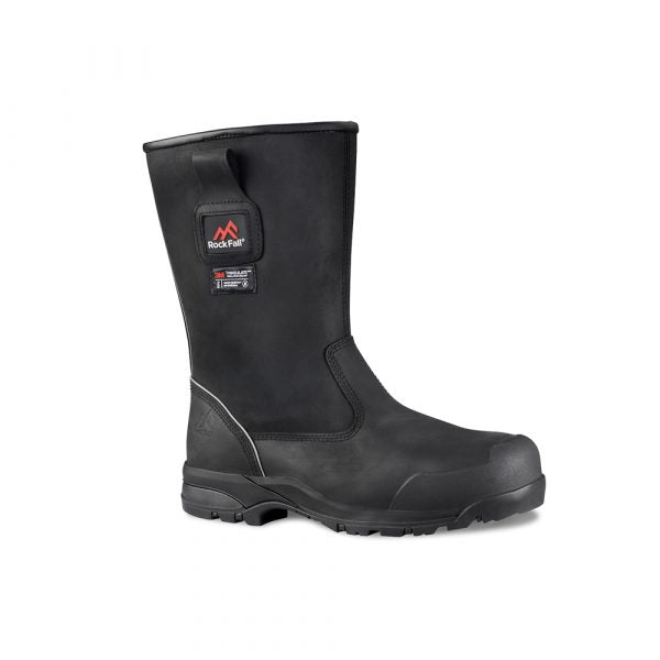 Rock Fall RF040 Manitoba Freezer Rigger Safety Boot