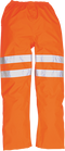 RT31 - Hi-Vis Traffic Trousers, RIS Orange