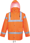 RT34 - Hi-Vis Breathable Jacket RIS