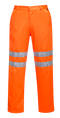 Hi-Vis Polycotton Trousers RIS Regular leg
