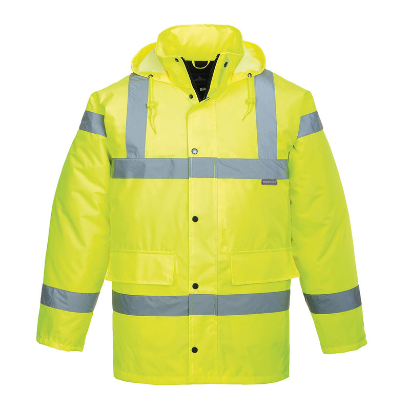 S461 - Hi-Vis Breathable Jacket Yellow