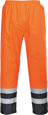 Extreme Waterproof Hi-Vis 2-Tone Over Trouser