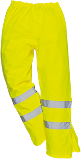 Portwest S487 Hi-Vis Breathable Trousers (Class 3)