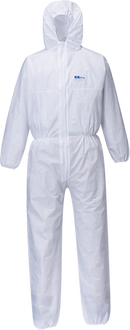 Portwest ST80 BizTex SMS FR Coverall Type 5/6