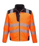 T402 - PW3 Hi-Vis Softshell Jacket