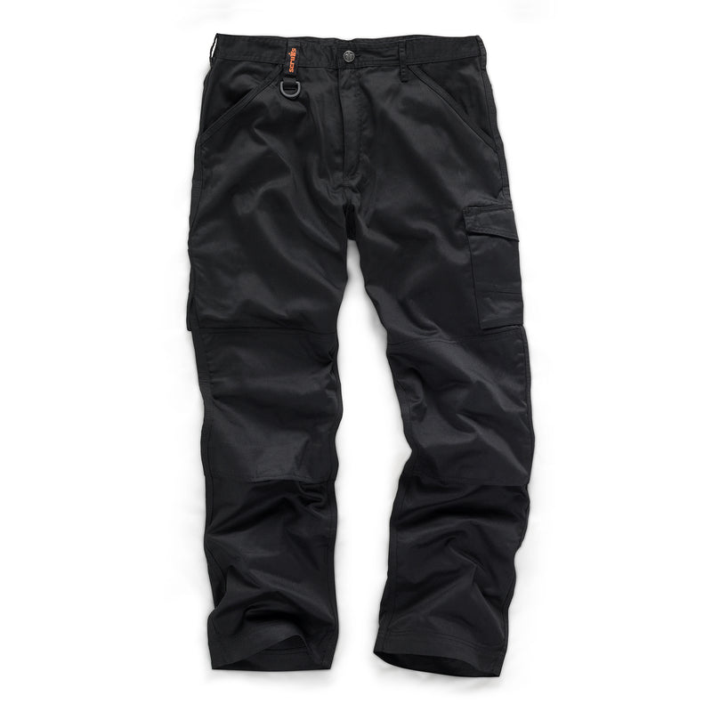 Black Worker Trouser 2011 (Black)