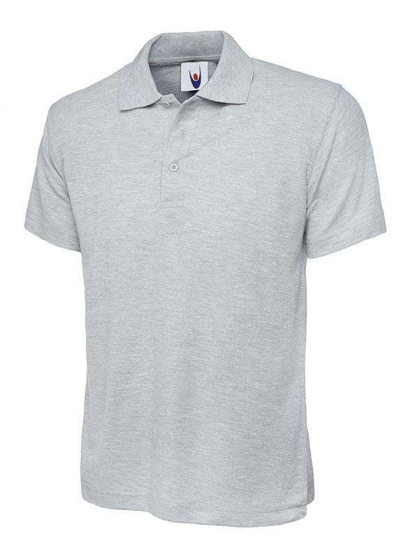 UC101 Classic Poloshirt Heather Grey