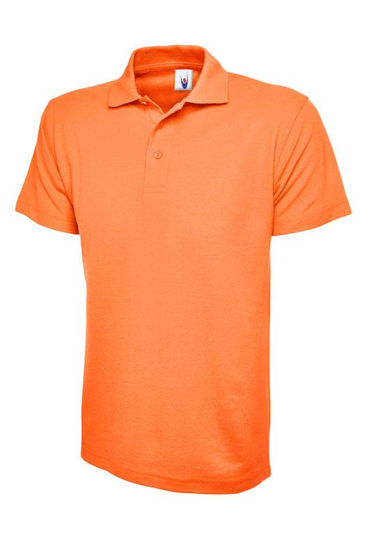 UC101 Classic Poloshirt Orange