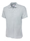 UC105 Active Poloshirt Heather Grey