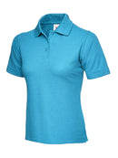 UC106 Ladies Poloshirt Sky Blue