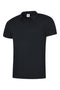 UC125 Mens Ultra Cool Poloshirt Black