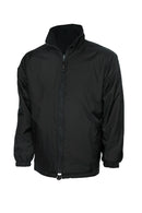UC605 Premium Reversible Fleece Jacket