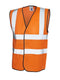 UC801 Sleeveless Safety Waist Coat