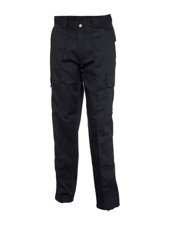 UC902 Cargo Trouser Regular Black