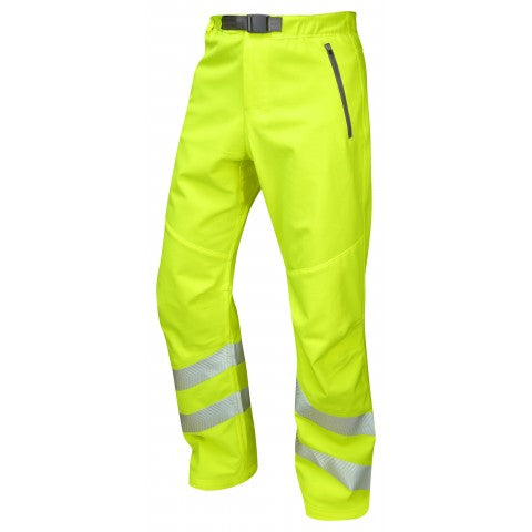 LANDCROSS ISO 20471 Cl 1 Stretch Work Trouser