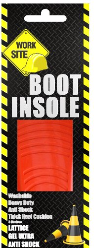 Worksite Foam Boot/Shoe Insole