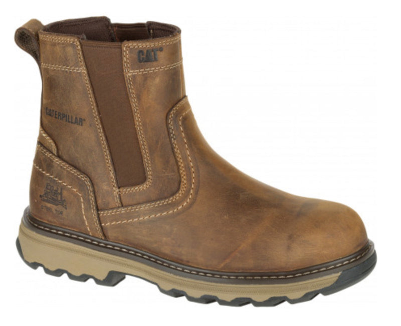 PELTON STEEL TOE S1P HRO SRA WORK BOOT