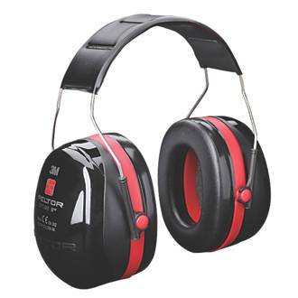 3M Peltor Optime III Ear Defenders 35dB SNR (13258)