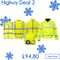 Hi Viz Workwear Bundle 2 - Includes a free logo