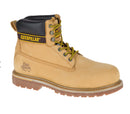 Caterpillar Holton Safety Boot Honey SB