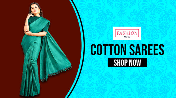 Upgrade Your Ethnic Style In The Best Cotton Sarees For Women