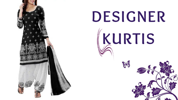 Impressive Varieties of Designer Kurtis – The Ethnic Fashion Unplugged