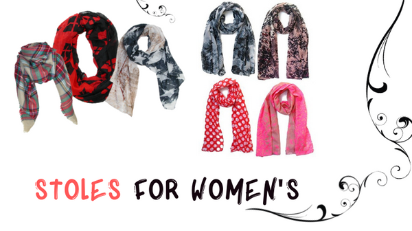 Elevate Your Style Game With Beautiful Ladies Stoles