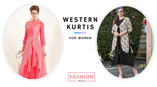 Western kurits for women
