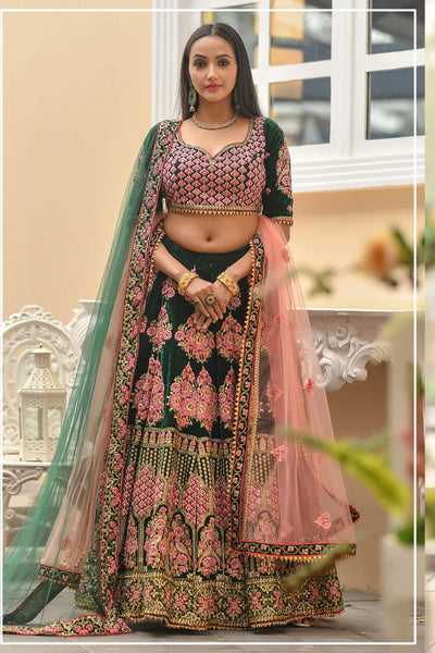Bollywood Bridal Lehenga